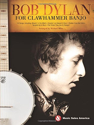 Bob Dylan for Clawhammer Banjo Book