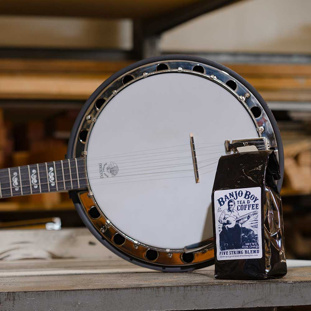 Banjo Boy Coffee
