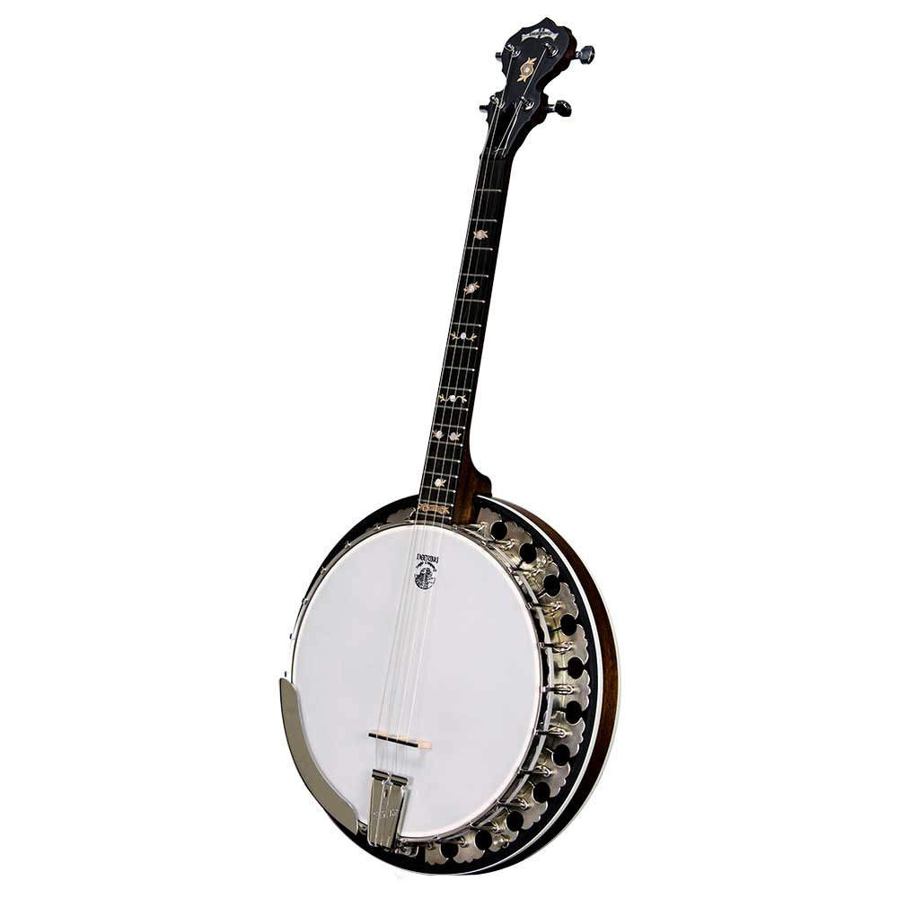 Deering Boston 17-Fret Tenor Banjo - front