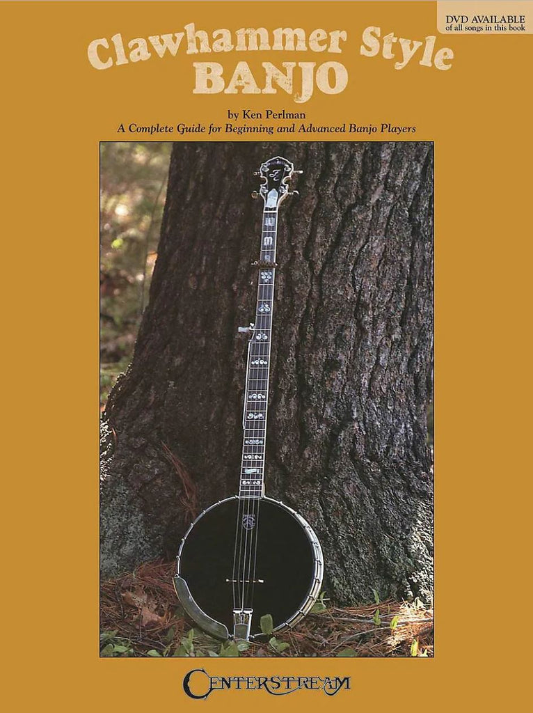 Clawhammer Style Banjo Book
