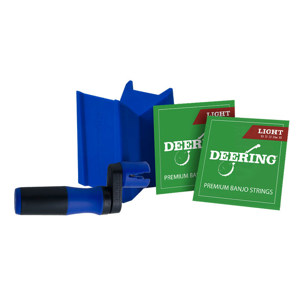 Deering String Change Package