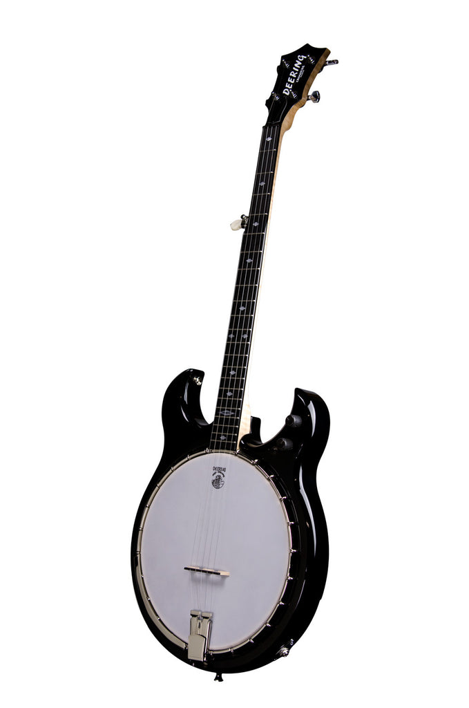 Deering Electric Crossfire Banjo
