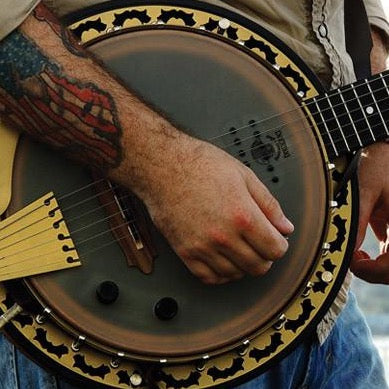 Deering Phoenix™ Acoustic/Electric 6-String Banjo