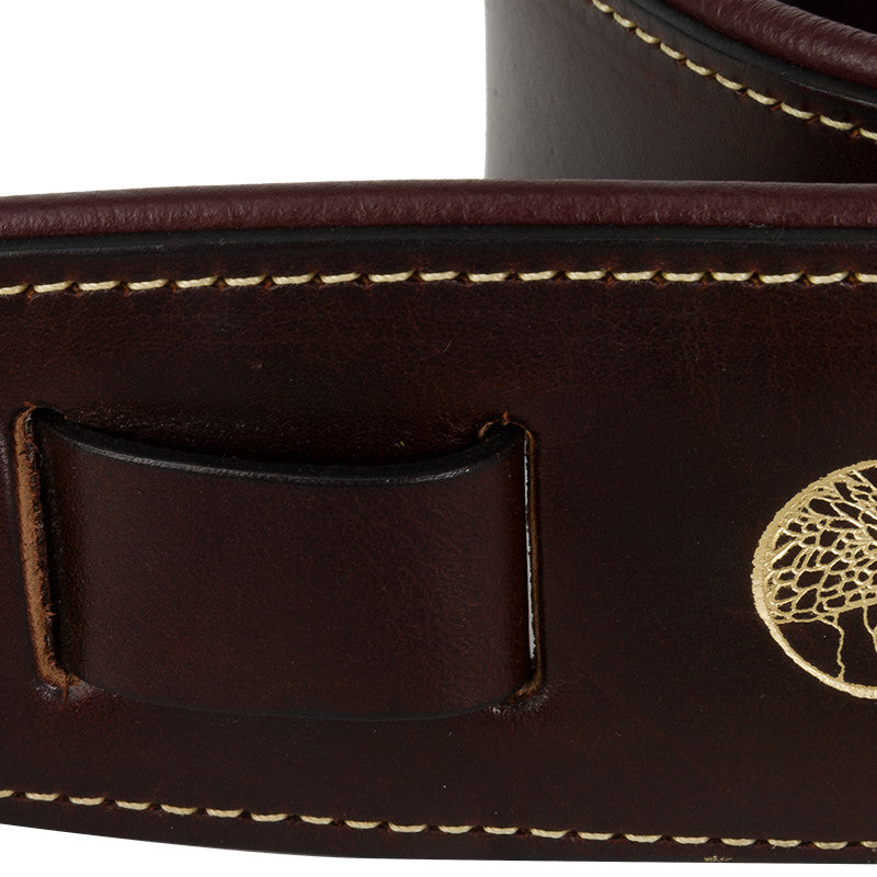 Deering Latigo Leather Banjo Strap