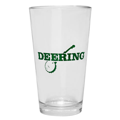 Deering Pint Glass