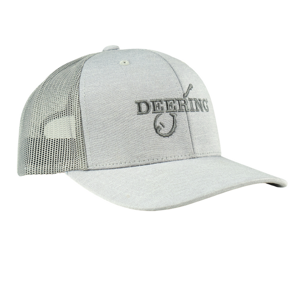 Deering Banjo Embroidered Cap