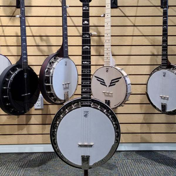 Eagle II Left Handed | Showroom Banjos