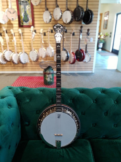 Eagle II Plectrum | Showroom Banjo