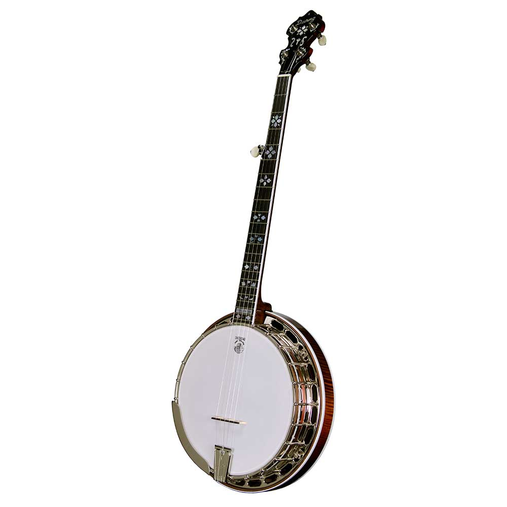 Deering Golden Era 5-String Banjo - front