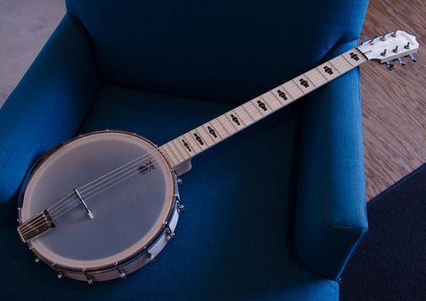 Goodtime Six Jumbo 6 String Banjo