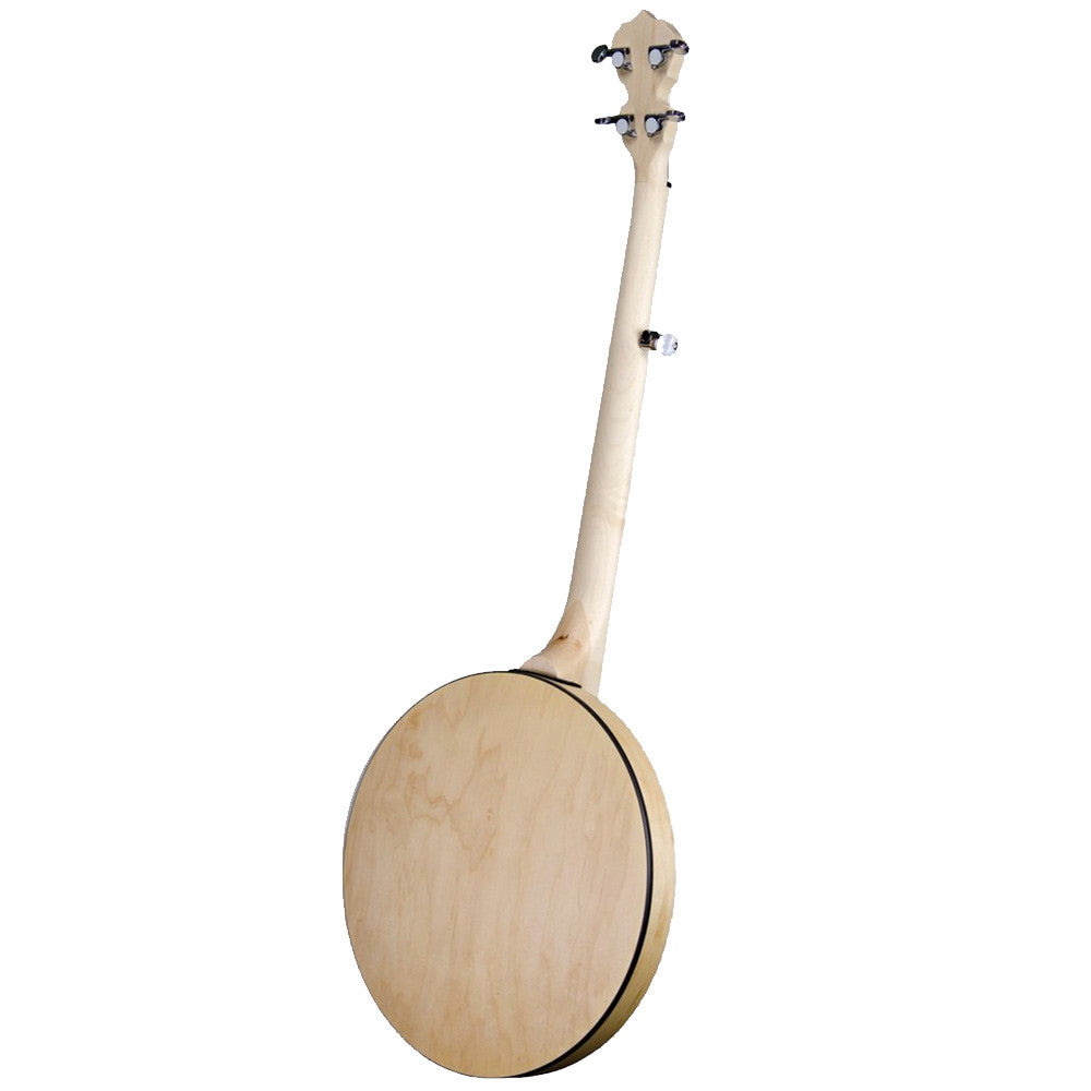 Deering Goodtime Two banjo - back