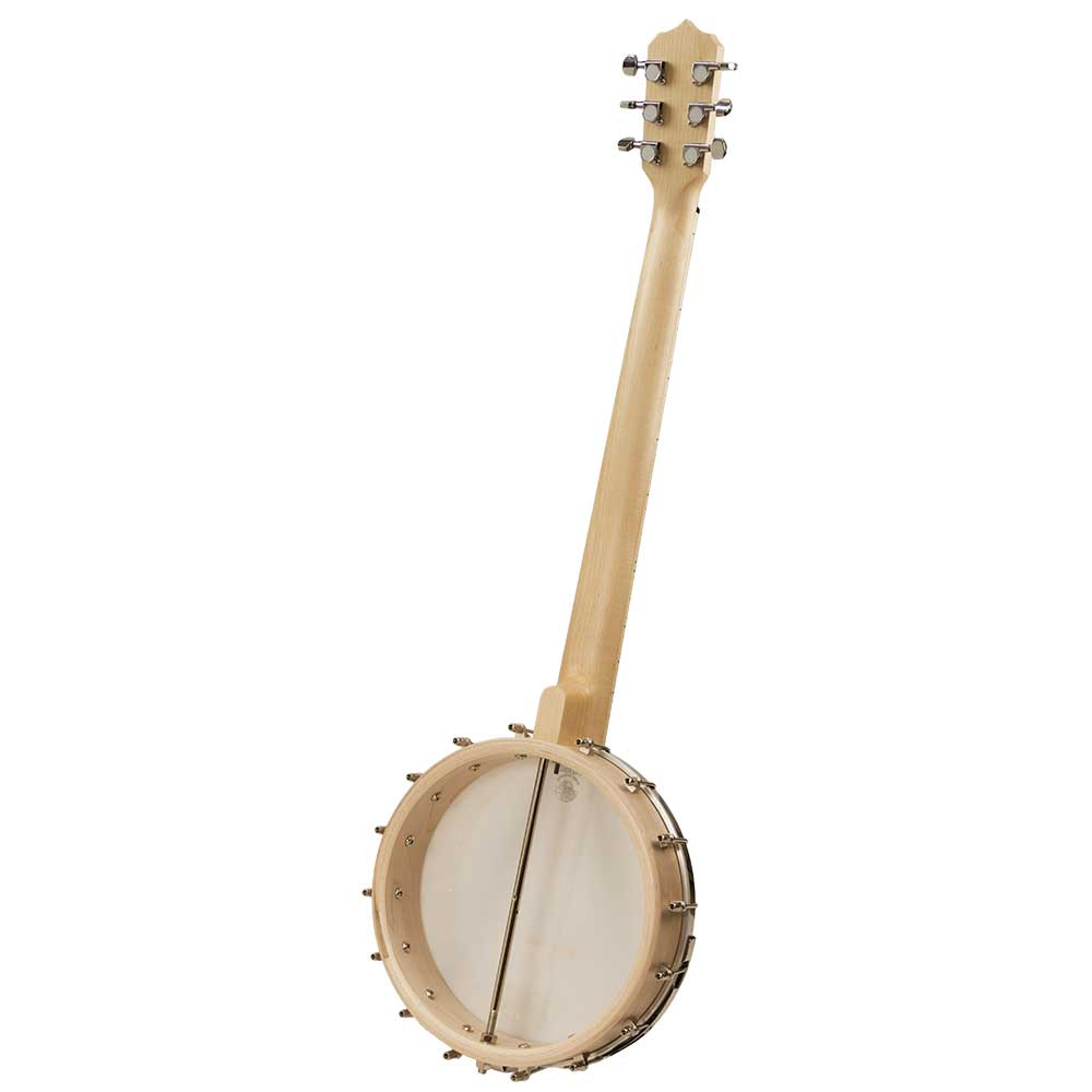 Goodtime Six 6 String Banjo - back