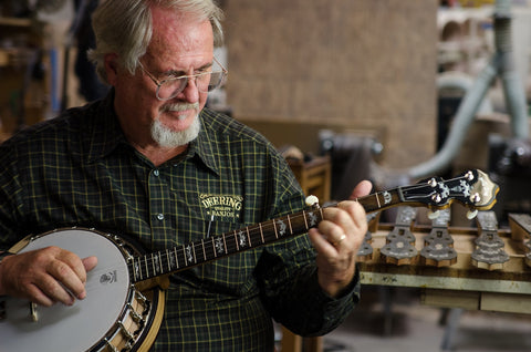 Deering Banjos 40th Anniversary Limited Edition Model Banjo