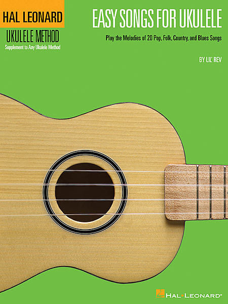 Easy Songs for Ukulele Book
