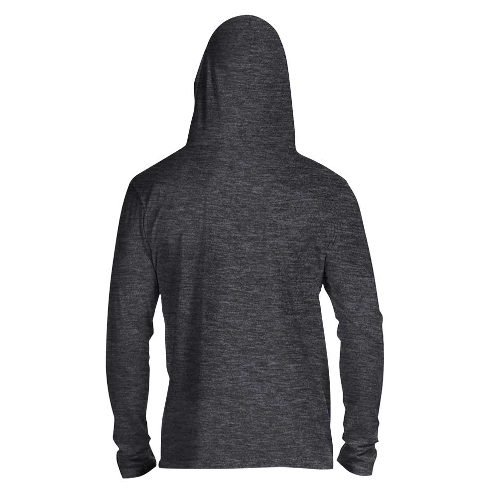 Deering Long-Sleeve Lightweight Hooded T-Shirt