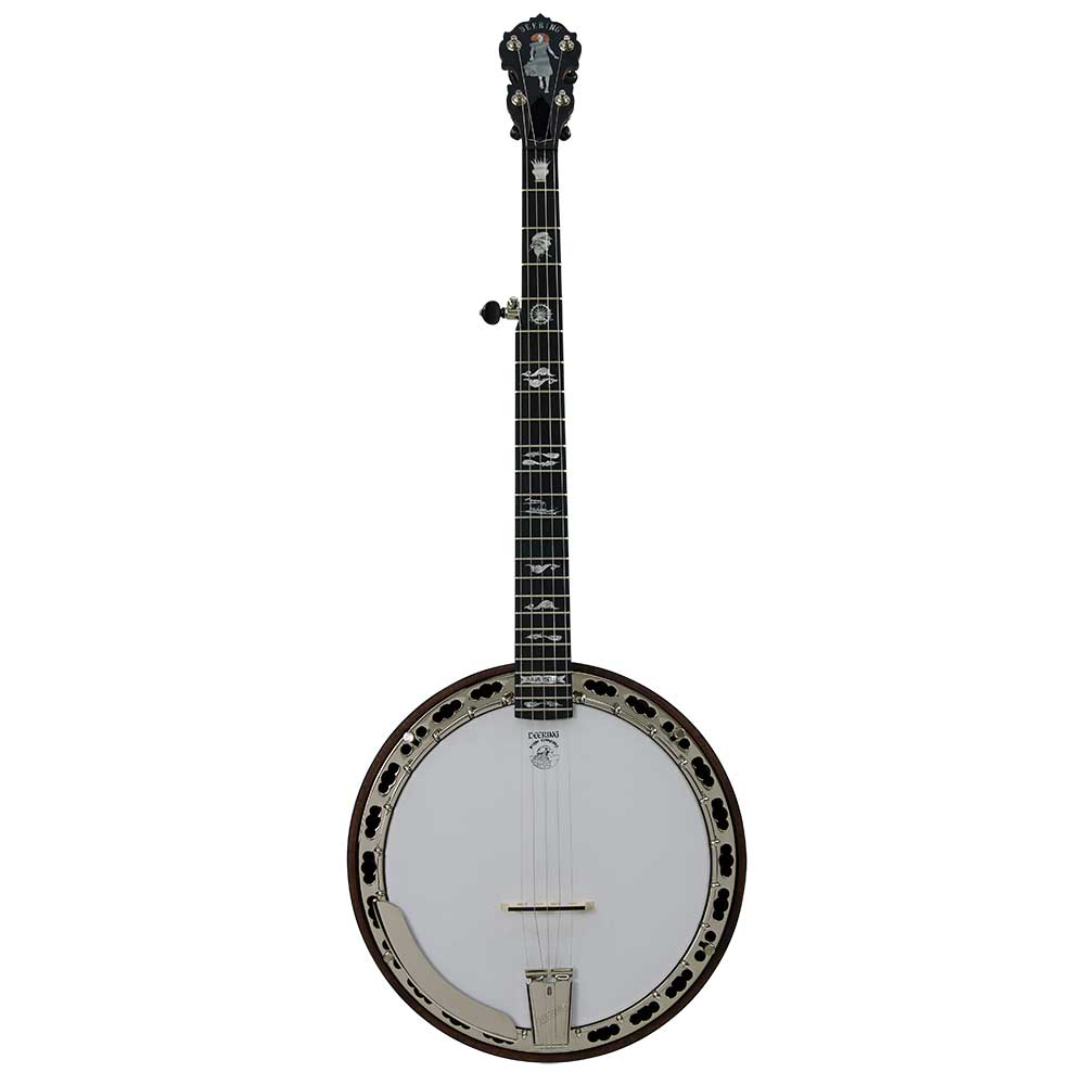 Julia Belle Low Banjo Front