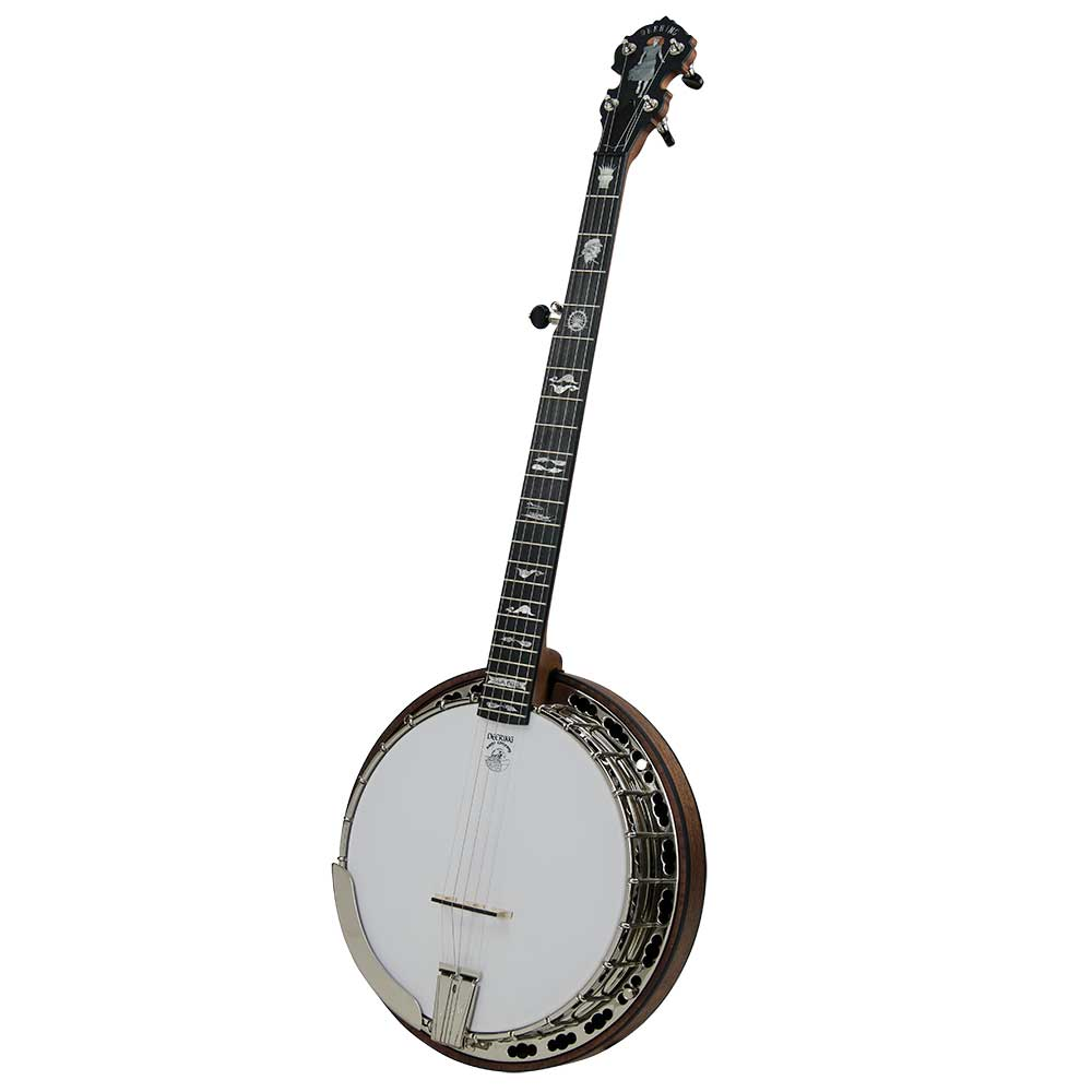 Julia Belle Low Banjo Front Right