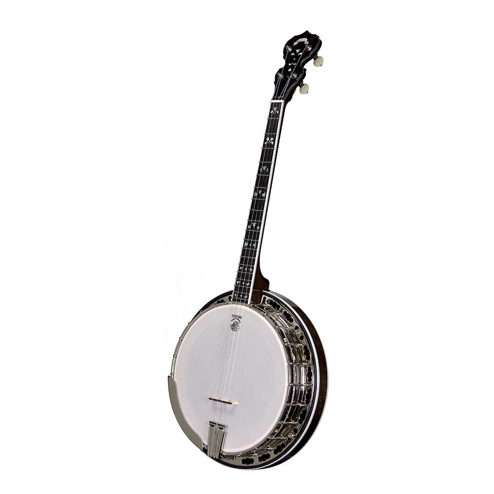 Deering Maple Blossom 19-Fret Tenor Banjo - back