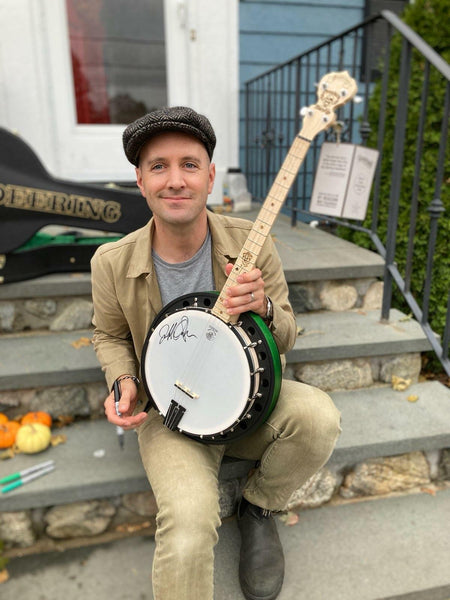 Dropkick Murphys Giving Tuesday Charity Banjo