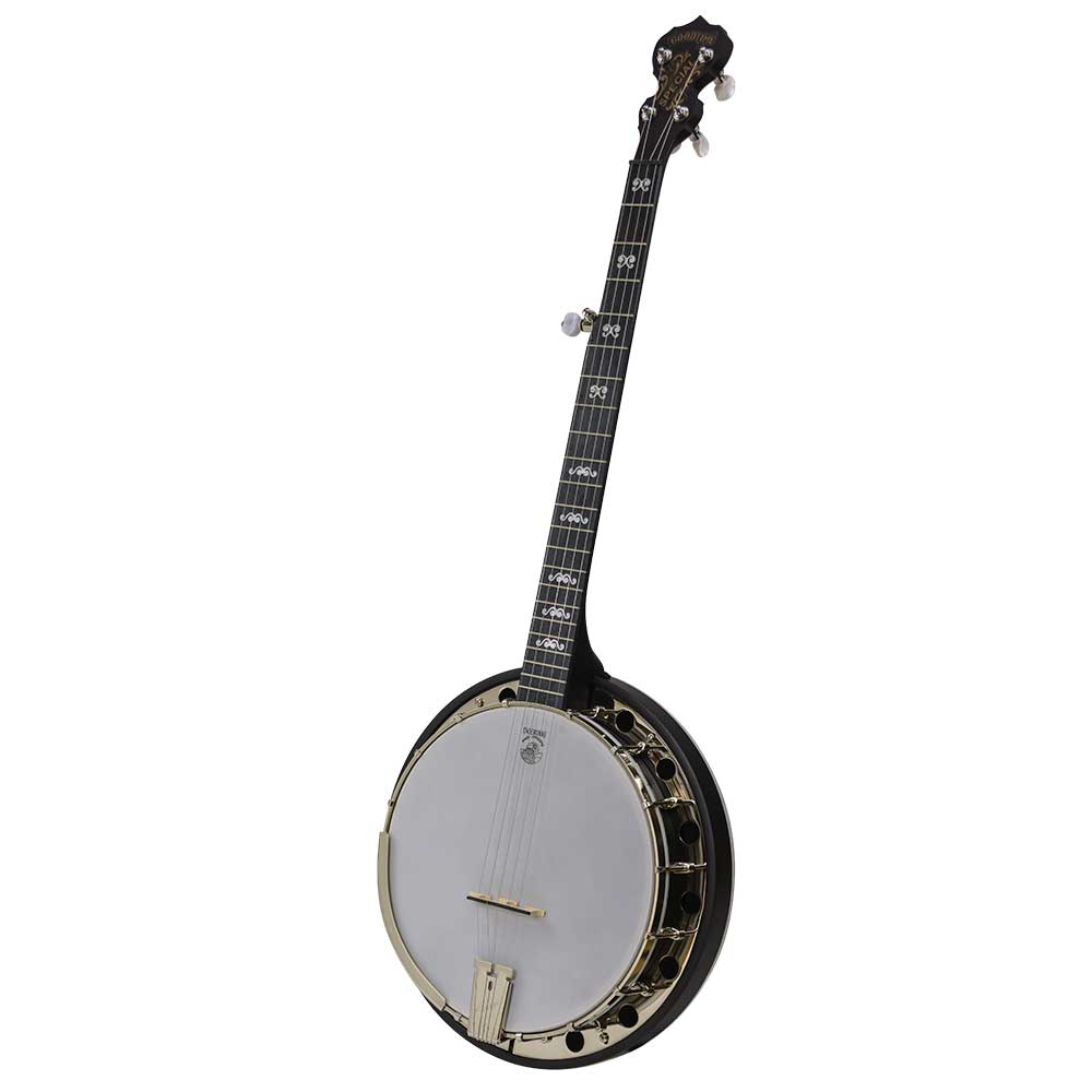 Goodtime Midnight Special banjo - front