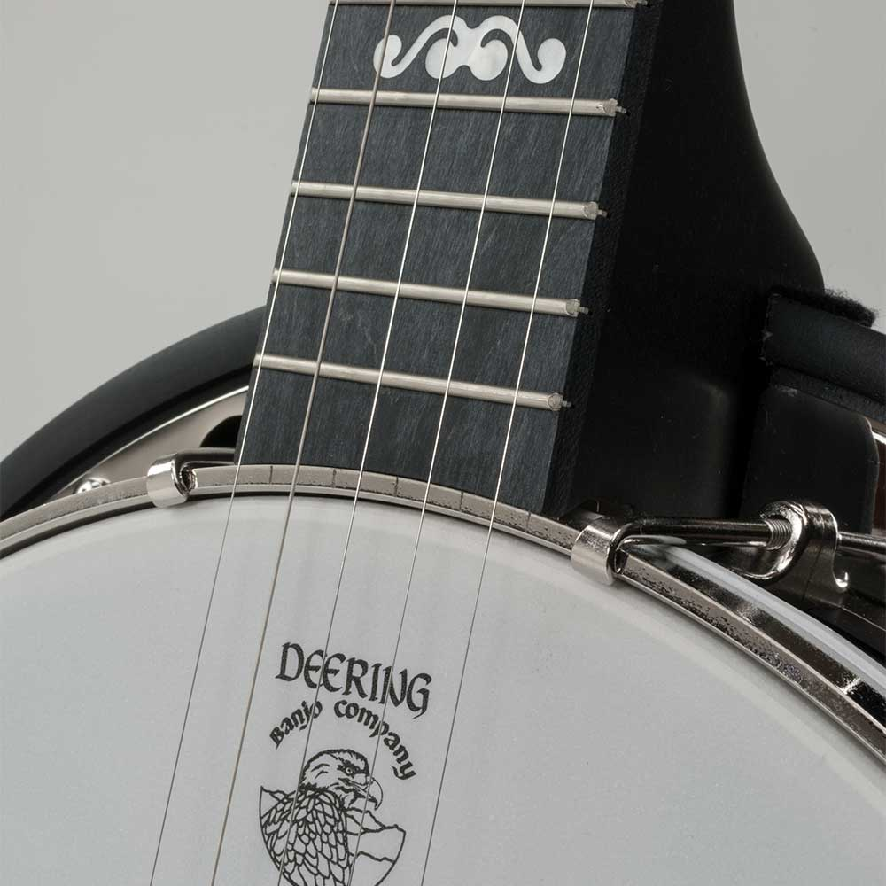 Goodtime Midnight Special banjo - neck and pot