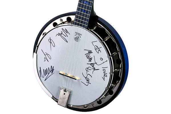 Massachusetts Charity Banjo