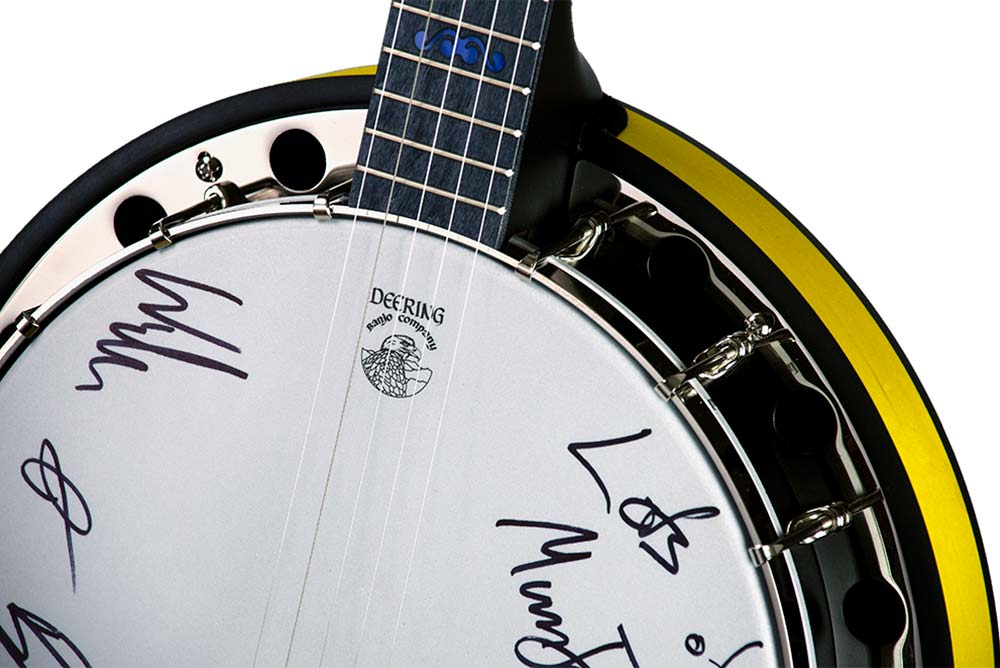 Pennsylvania Charity Banjo