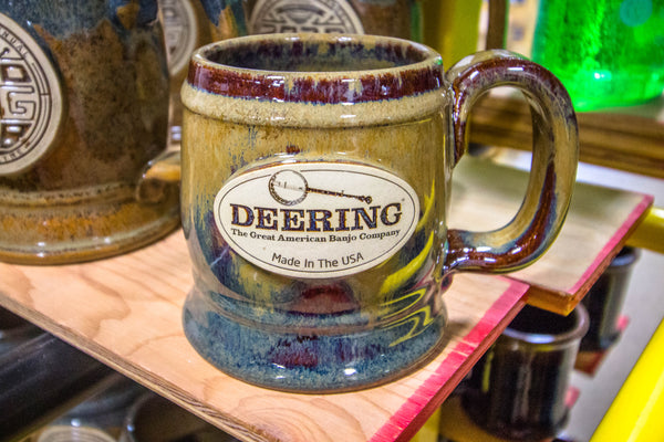 Deering Coffee Mug Rootbeer Float