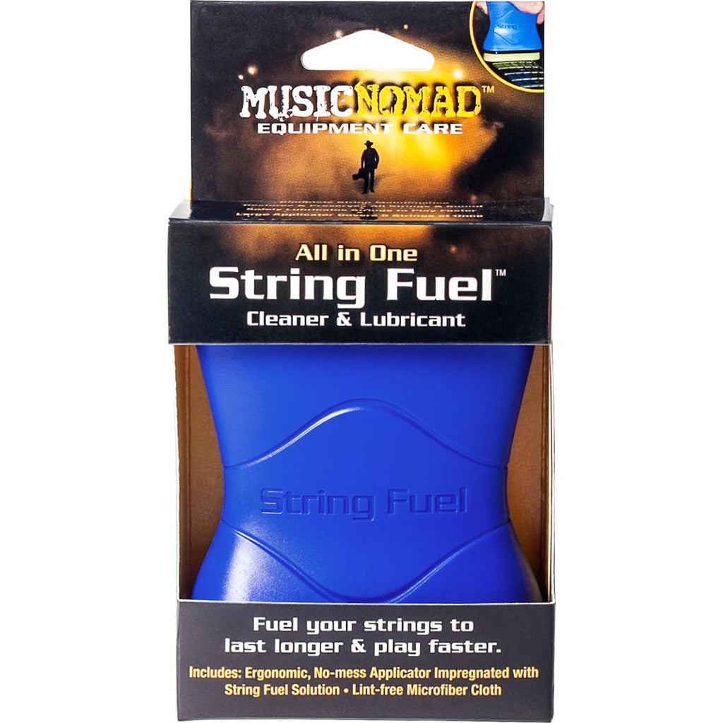 String Fuel, Cleaner & Lubricant