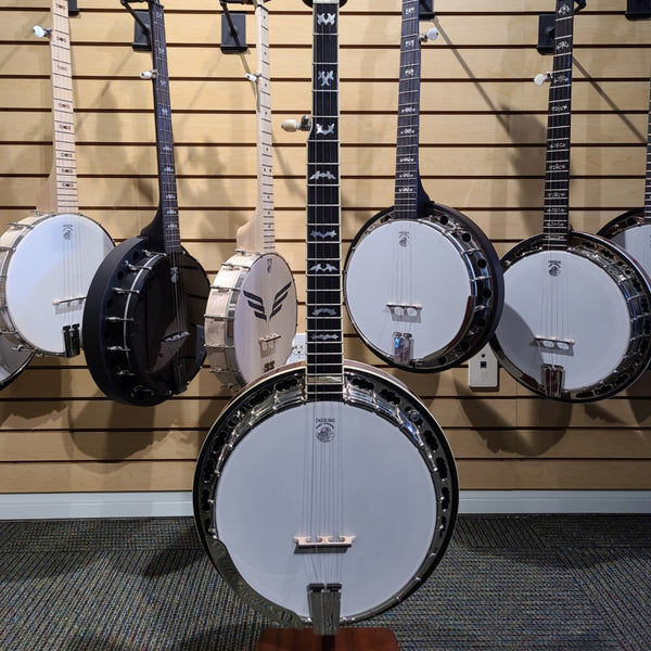 Deering Terry Baucom Model Banjo | Showroom