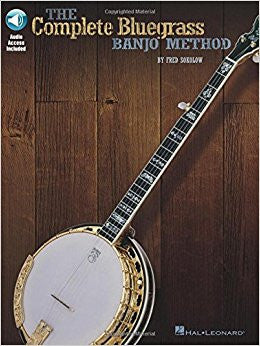 The Complete Bluegrass Banjo Method Book