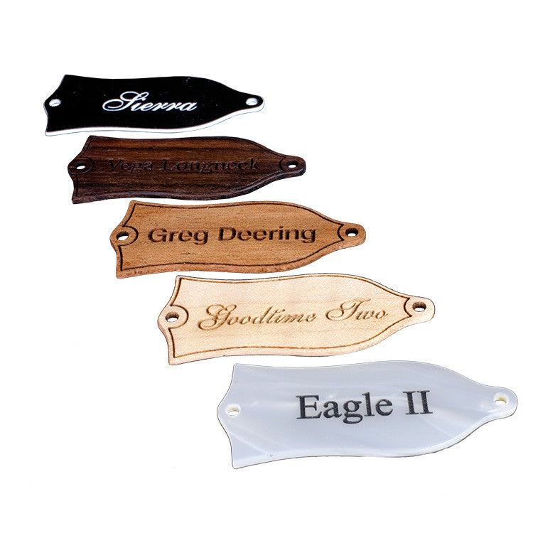 Truss Rod Covers