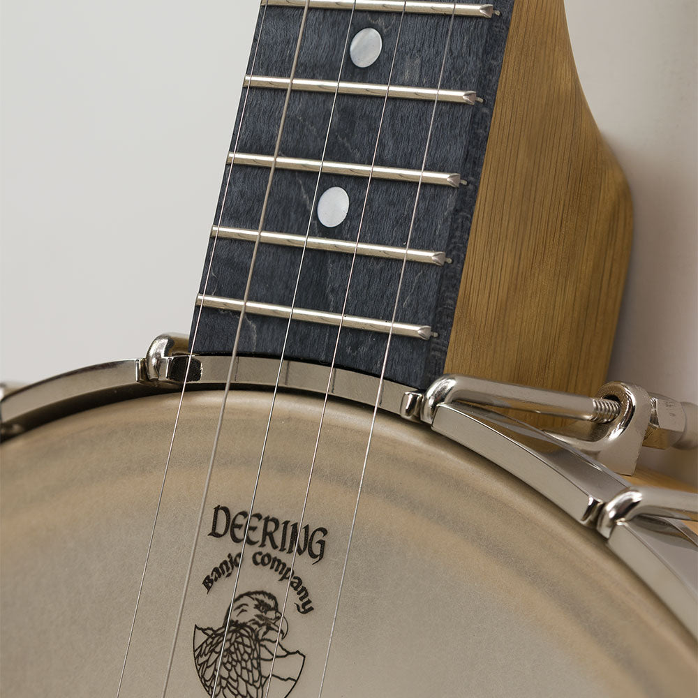 Vega White Oak Banjo 12""