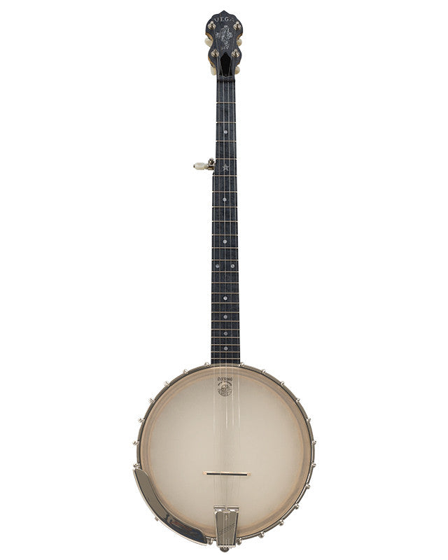 "Vega White Oak open back 11"" banjo"