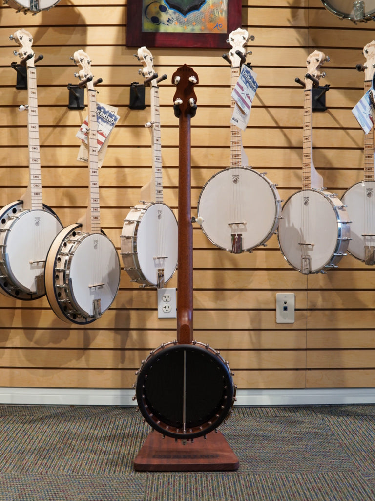 WoodSongs Campfire Long Neck | Showroom Banjo