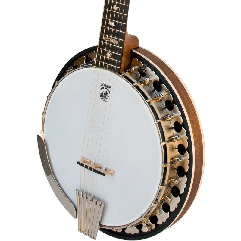 Deering Boston 6 String Banjo pot