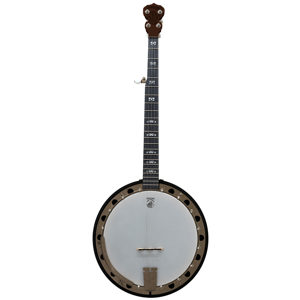 Custom Goodtime Two Banjo - Customer's Product with price 1718.00 ID ZXHbIvqYgI_uDgbvV_kmBsji
