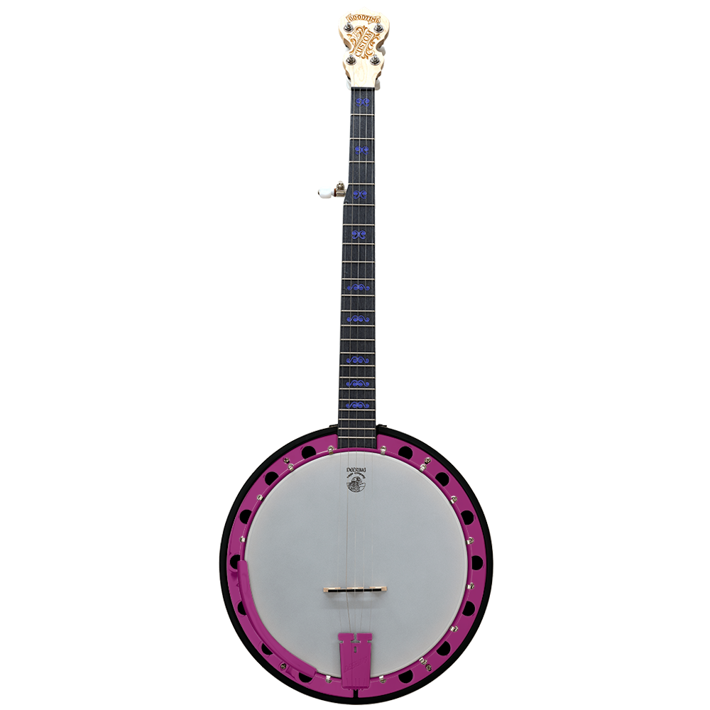 Custom Goodtime Special Banjo - Customer's Product with price 1848.00 ID GfBT1MTp74BcsXwdnrhJNUDZ