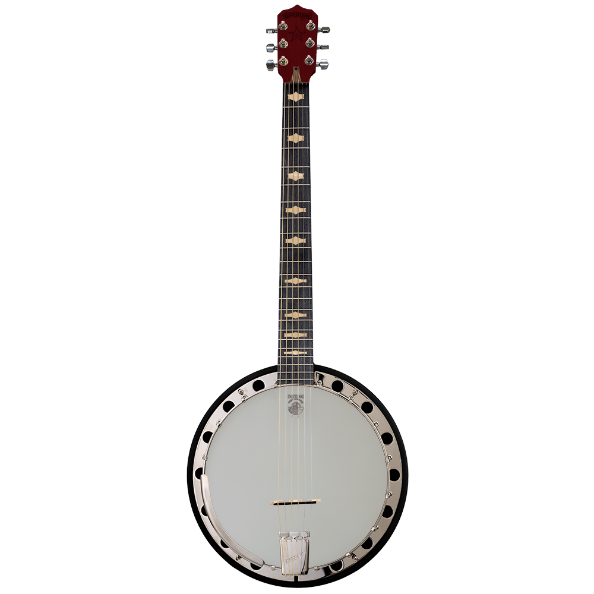 Custom Goodtime Six-R Resonator 6 String Banjo - Customer's Product with price 1698.00