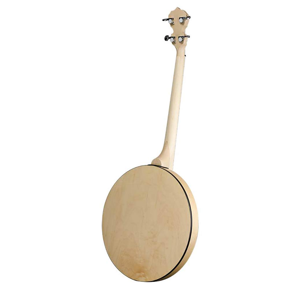 Deering Goodtime Two 19-Fret Tenor banjo - back