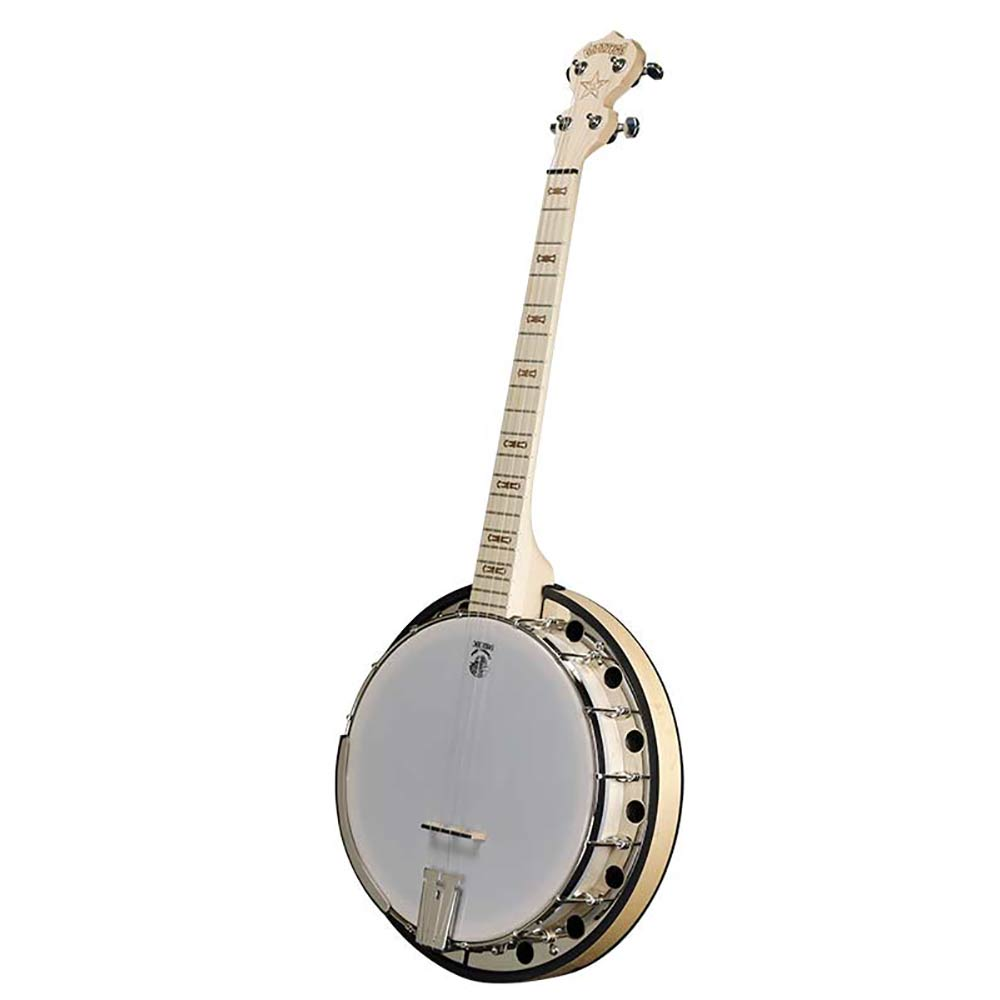 Deering Goodtime Two 19-Fret Tenor banjo - front