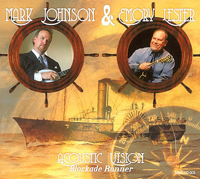 Mark Johnson & Emory Lester - Acoustic Vision