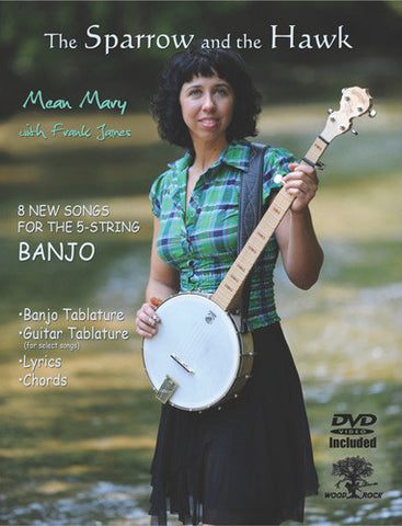 The Sparrow & the Hawk - 8 Songs For 5-String Banjo