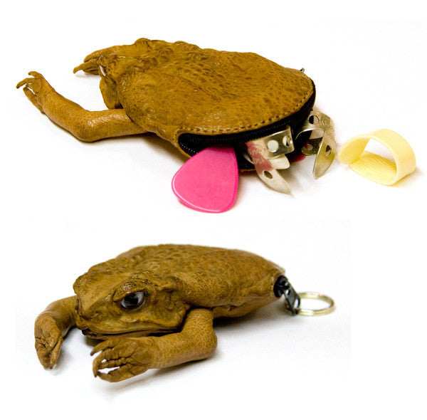 Cane Toad Pick Pouch