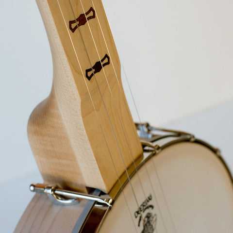 Goodtime™ Fretless and Scooped Openback Banjo