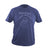 Deering Heather Knit Eagle T-Shirt