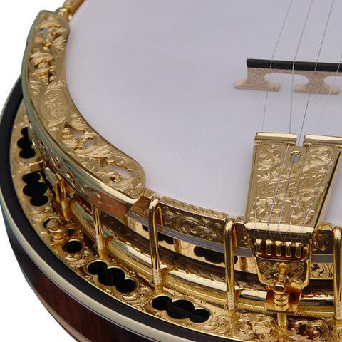 Deering Tree of Life 5-String Banjo