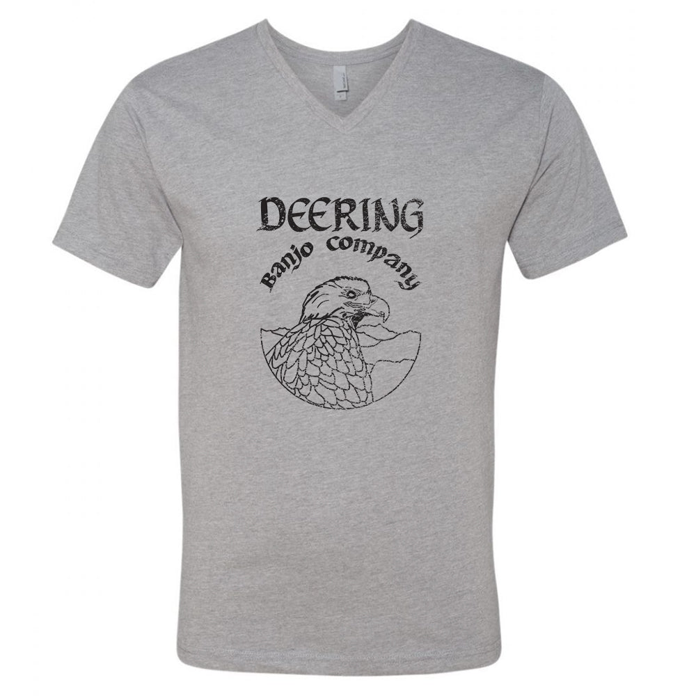 Deering V-Neck Eagle T-Shirt