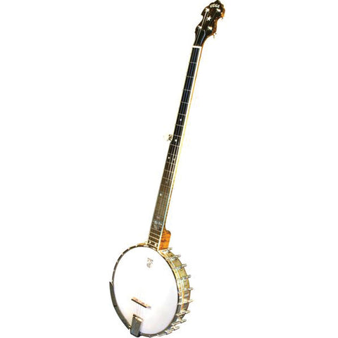 Vega® Kingston Trio Long Neck Banjo