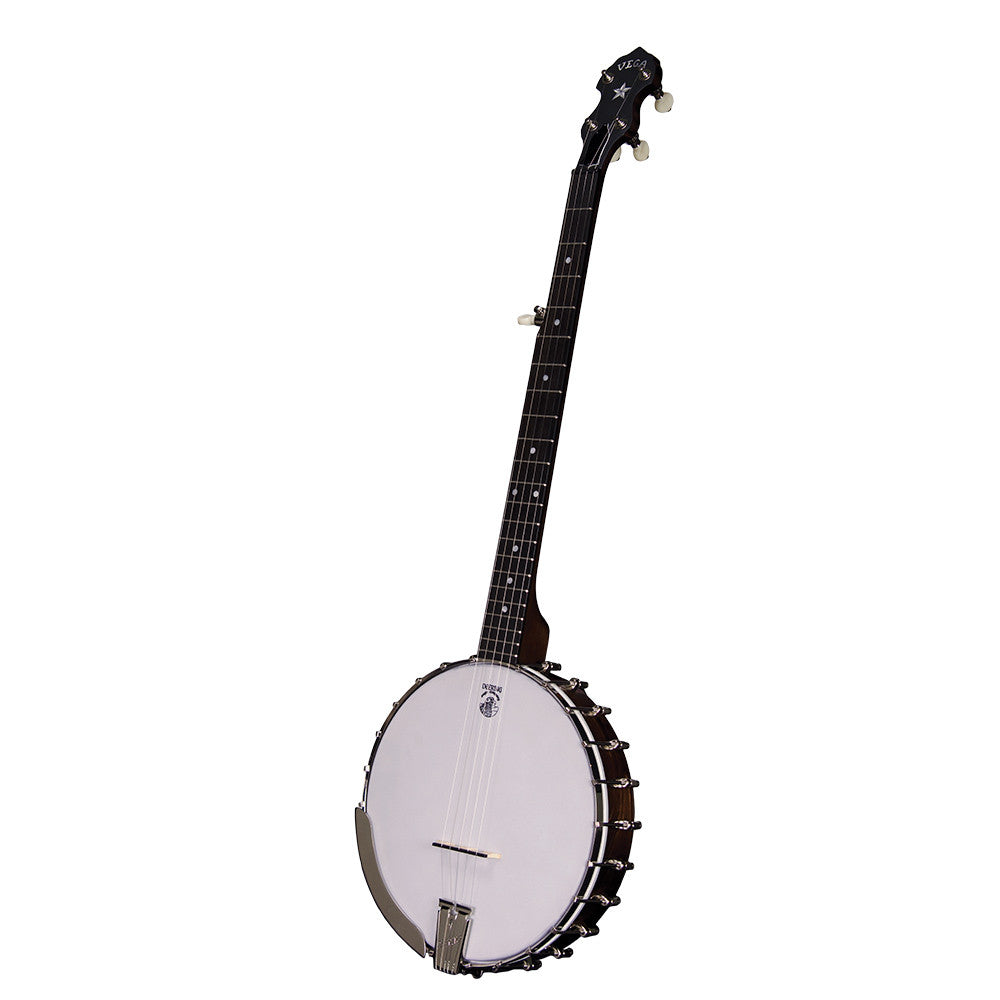 Vega Little Wonder banjo - front
